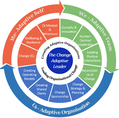 Adaptive Leadership Program cycle