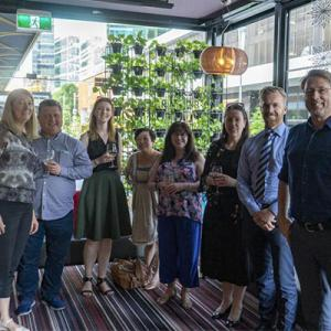 Allegra Consulting Christmas Drinks 2018