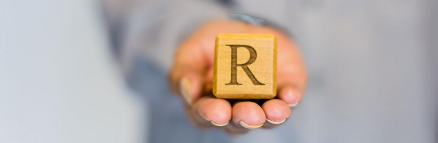 R for reinforcement